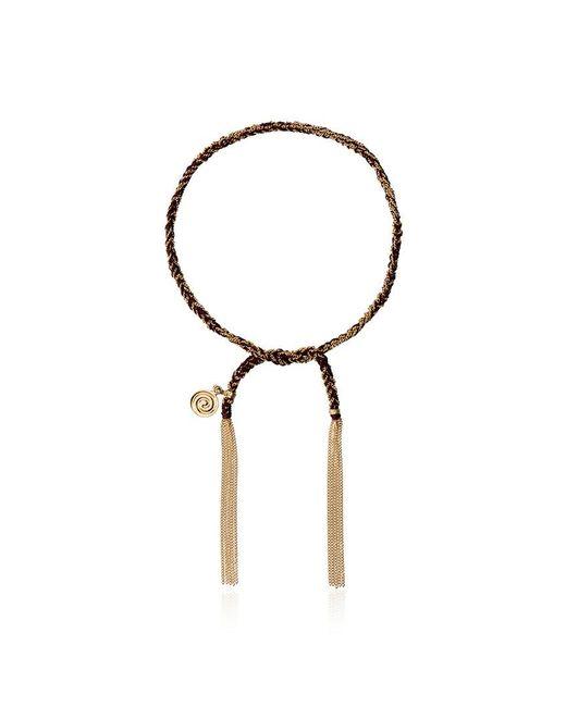 Carolina Bucci - Red 18k Gold Thread Bracelet - Lyst
