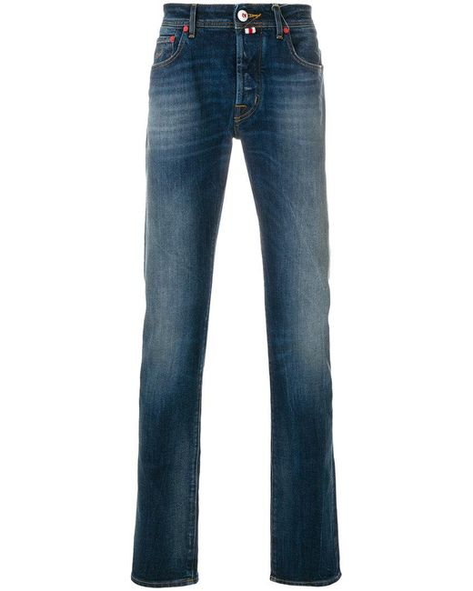 Jacob Cohen - Blue Slim-fit Jeans for Men - Lyst