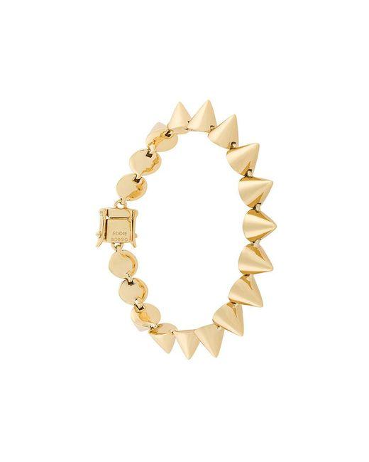 Eddie Borgo   Metallic Cone Bead Bracelet   Lyst