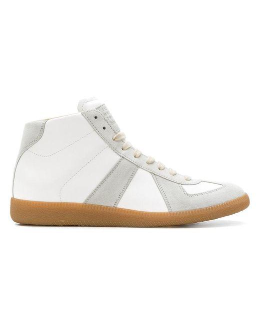 best website 867a2 bc783 maison-martin-margiela-white-Replica-Hi-top-Sneakers.jpeg