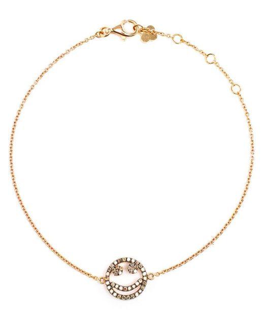 Rosa De La Cruz   Metallic Diamond Star Pendent Necklace   Lyst