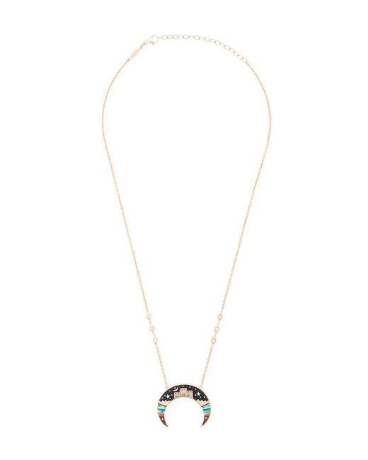 Jacquie Aiche - Metallic Galaxy Necklace - Lyst