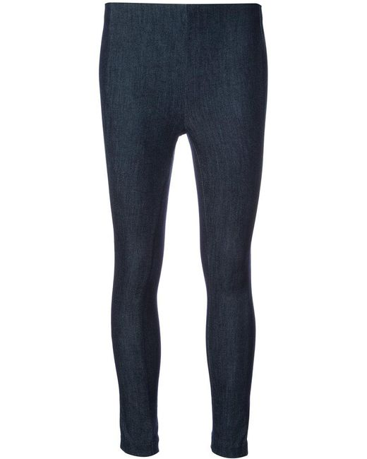 Rag & Bone - Black Slim Fit Trousers - Lyst