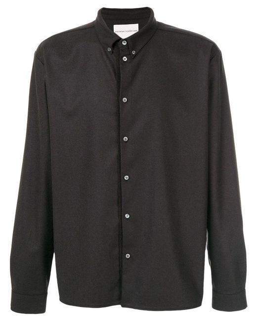 Stephan Schneider | Brown Clock Shirt for Men | Lyst