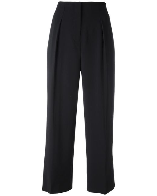 Elizabeth and James | Black High-waisted Trousers | Lyst