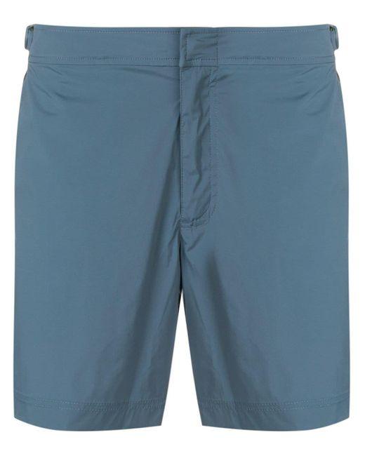 Short de bain à fermeture dissimulée Orlebar Brown pour homme en coloris Blue