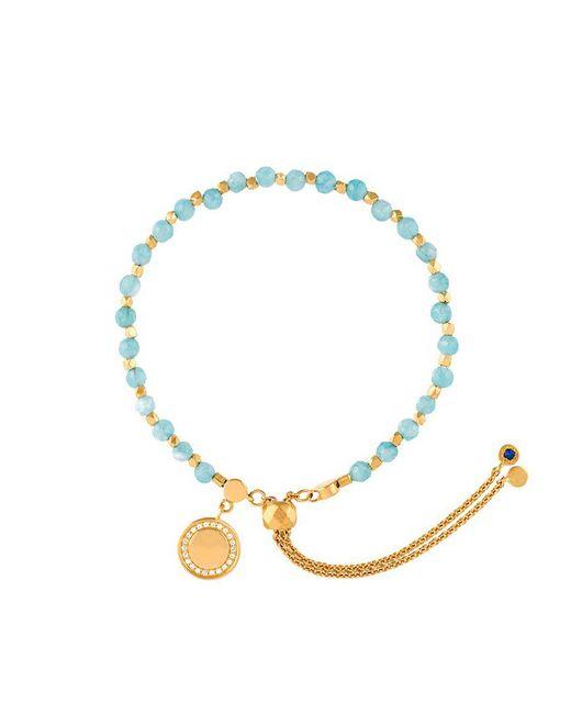 Astley Clarke - Metallic 'kula' Sapphire Bracelet - Lyst