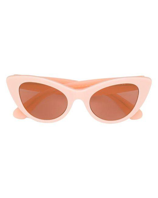 Kate Spade - Pink Deandras Cat Eye Sunglasses - Lyst