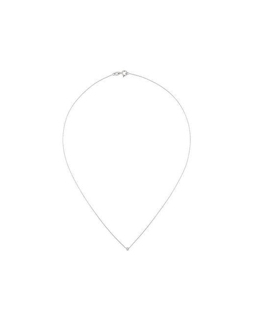 Wouters & Hendrix | Metallic Single Diamond Necklace | Lyst