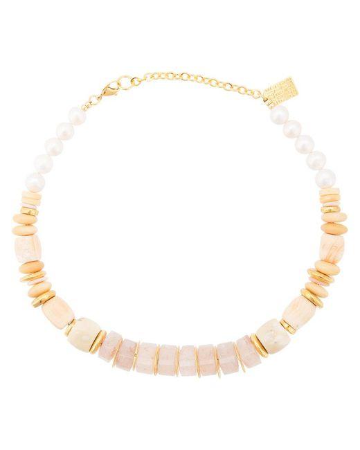 Lizzie Fortunato - Metallic Sands Necklace - Lyst