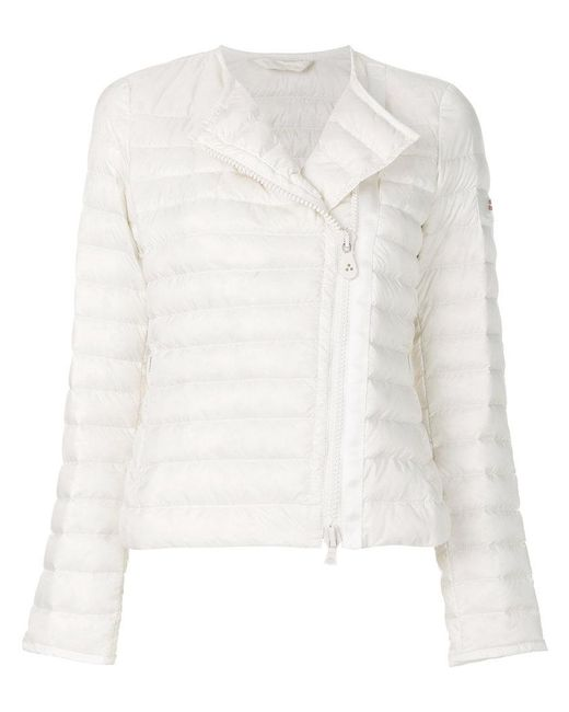 Peuterey - White Padded Jacket - Lyst