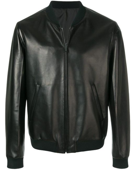 Prada Black Bomber Jacket for men