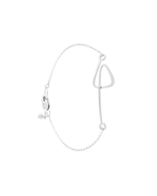 Petite Grand - Metallic Sienna Bracelet - Lyst