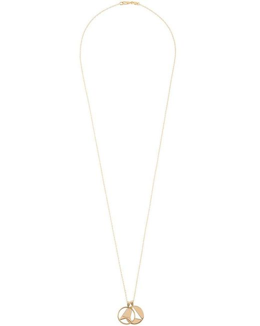 Northskull | Metallic 'twin Arrow' Necklace for Men | Lyst