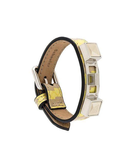 Proenza Schouler - Multicolor Ps11 Bracelet - Lyst