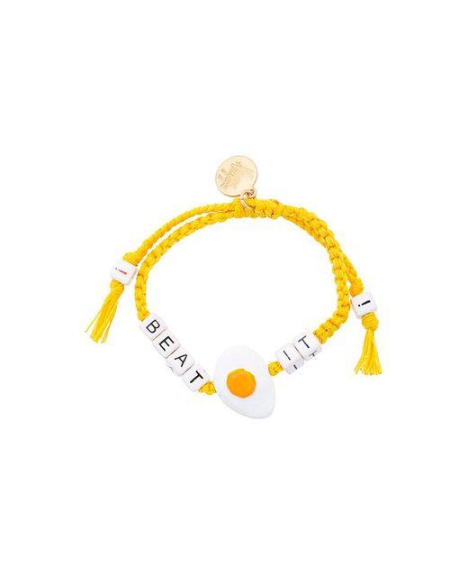Venessa Arizaga | Multicolor Beat It Rope Bracelet | Lyst