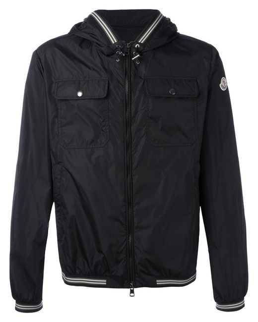 Moncler - Black Jeanclaude Lightweight Jacket for Men - Lyst