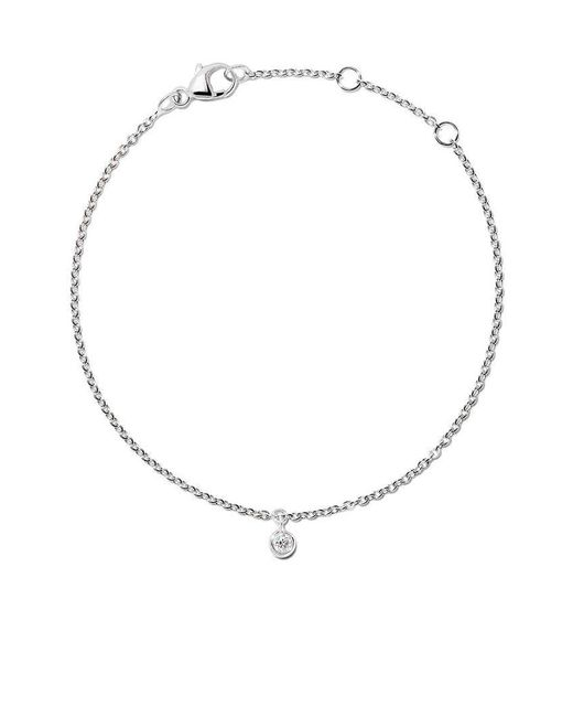 De Beers - Metallic 18kt White Gold My First One Diamond Bracelet - Lyst