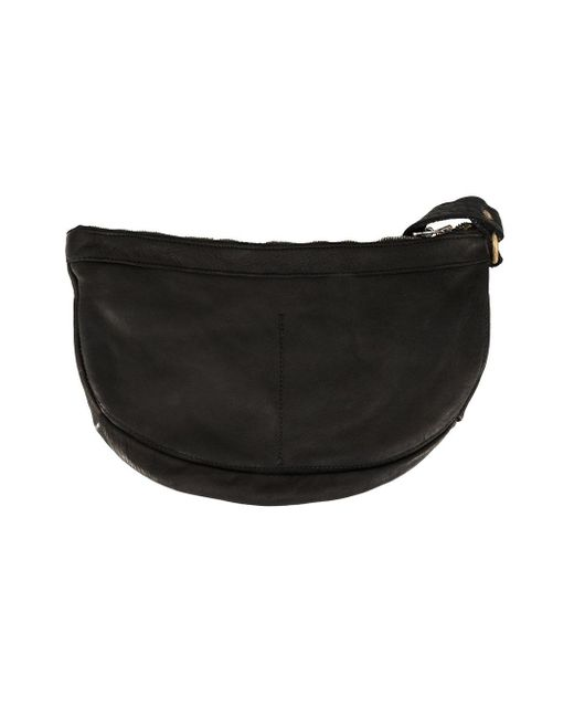 1341dfc7f8 ... Guidi - Black Versatile Crossbody Bag for Men - Lyst ...