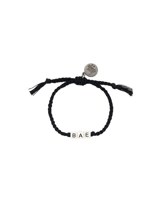 Venessa Arizaga - Black Bae Bracelet - Lyst