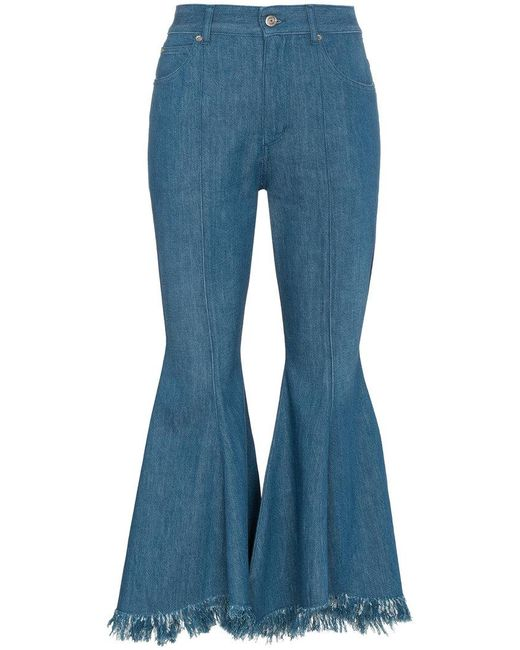 9fe2c67f80b8 Lyst - Golden Goose Deluxe Brand Lycia Jeans in Blue - Save 34%