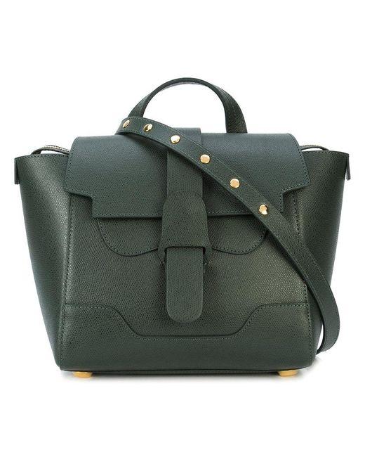 Senreve - Green Mini Maestra Bag - Lyst