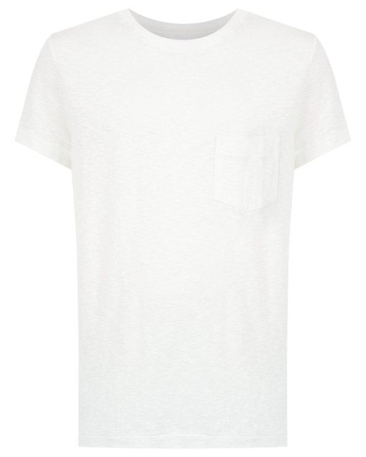 Osklen chest pocket T-shirt Best Sale Cheap Price Cheap Sale Good Selling Clearance Best Store To Get Buy Cheap Popular tAcTNNcbF