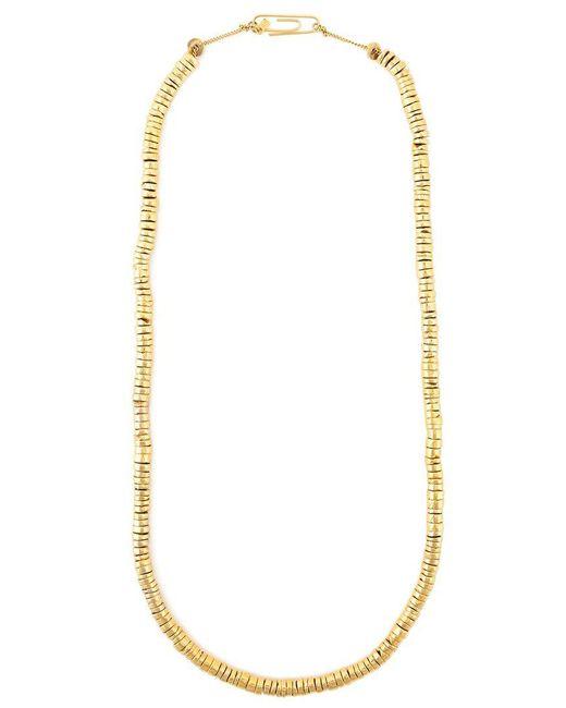 Aurelie Bidermann - Metallic 'trancoso' Necklace - Lyst