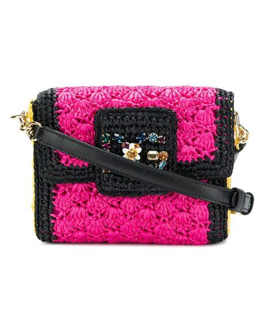 Dolce & Gabbana - Multicolor Dg Millennials Small Crossbody Bag - Lyst