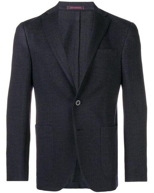 The Gigi - Blue Degas Classic Blazer for Men - Lyst