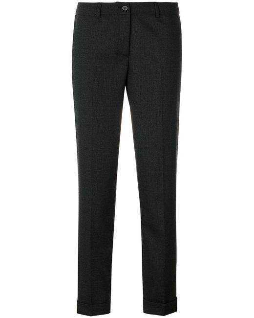 Fabiana Filippi | Black Cropped Trousers | Lyst