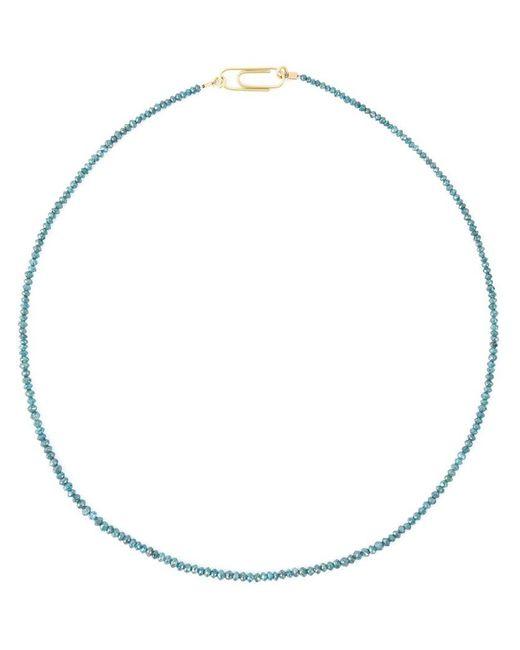 Uzerai Edits | Blue String Diamond Necklace/bracelet | Lyst