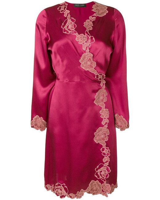 Carine Gilson | Pink Vestaglia | Lyst