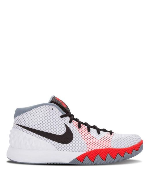 low priced dfd4a 09419 Men's White Kyrie 1 Sneakers