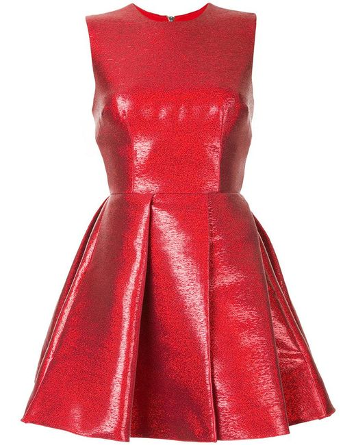 Alex Perry   Red Ainsley Dress   Lyst