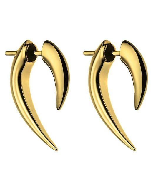 Shaun Leane - Metallic 'tusk' Earrings - Lyst