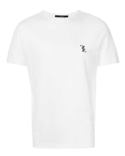 Billionaire | White Crewneck T-shirt for Men | Lyst