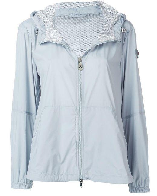 Peuterey - Blue Waterproof Jacket - Lyst