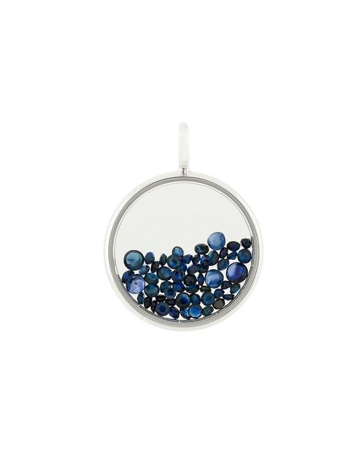 Aurelie Bidermann - Metallic Chivoir Sapphire Necklace - Lyst