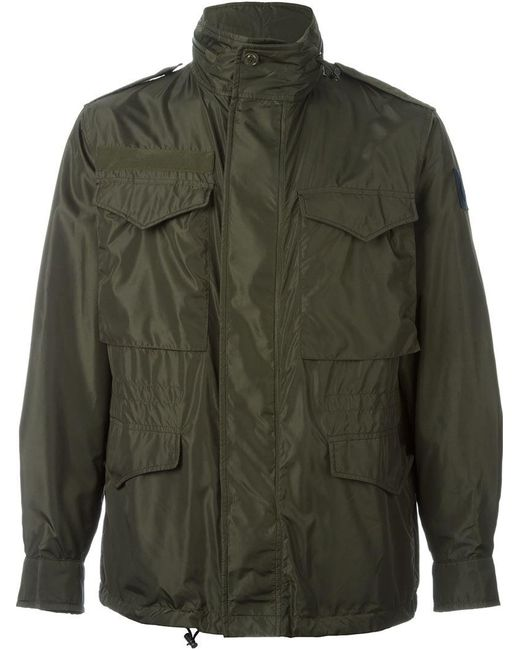Moncler | Gray 'danick' Jacket for Men | Lyst