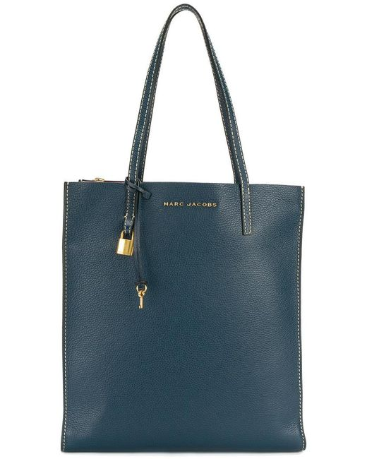 Marc Jacobs   Blue The Grind Shopper Tote   Lyst