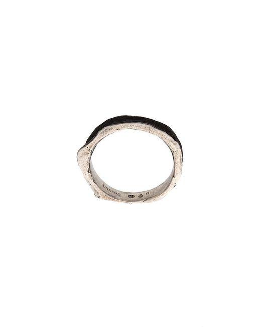 Henson | Metallic Cavity Ring Set for Men | Lyst