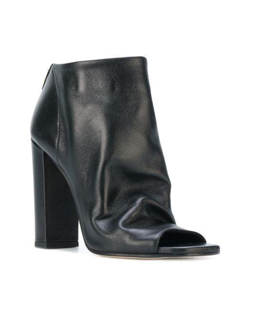 open toe boots - Black Marc Ellis enTZCyyb