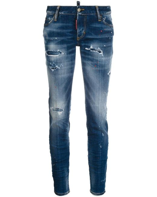 DSquared² - Blue Jennifer Jeans - Lyst