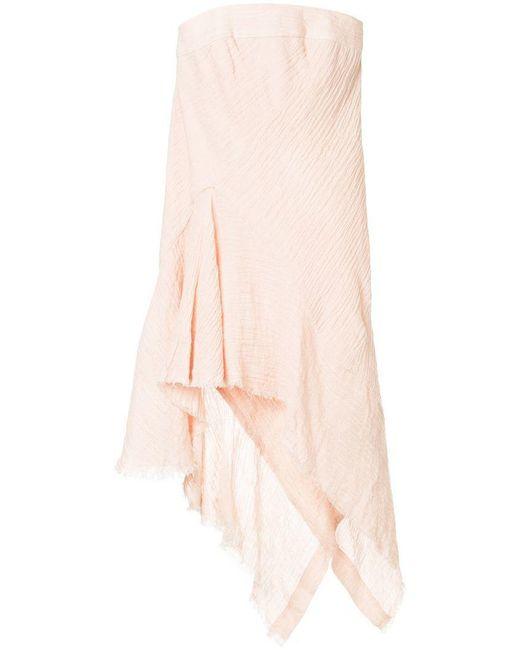 Kitx - Pink Faithful Keeper Bustier Top - Lyst