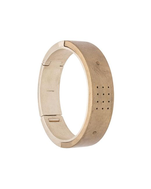 Parts Of 4 - Metallic 12 Hole Bracelet - Lyst