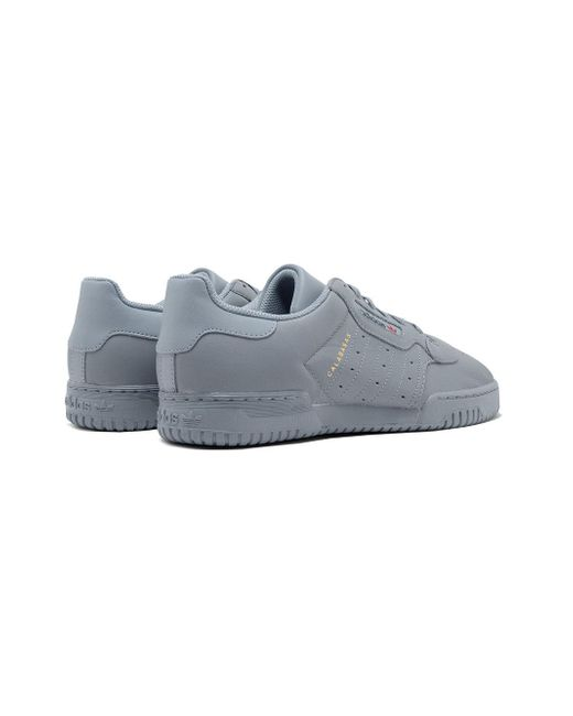 05a041dc1b0955 ... Adidas - Gray X Yeezy Powerphase for Men - Lyst ...