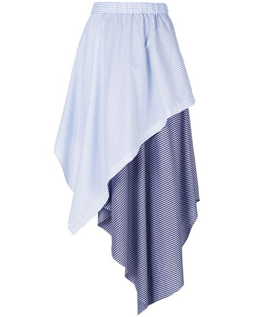 Opening Ceremony - Blue Multi Skirt - Lyst
