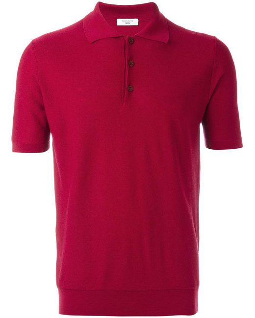 Fashion Clinic Timeless | Multicolor Knitted Polo Shirt for Men | Lyst