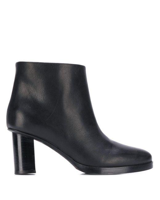 A.F.Vandevorst Black Ankle Boots